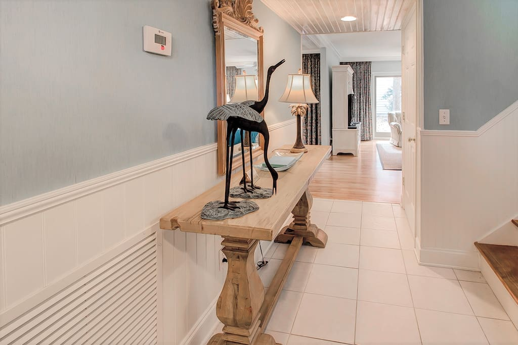 YOU ARE ENTERING THE BEST VILLA IN SEA PINES.