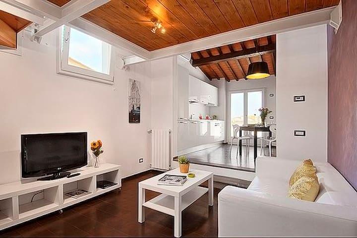 Federica's Suite - Florence - Loft