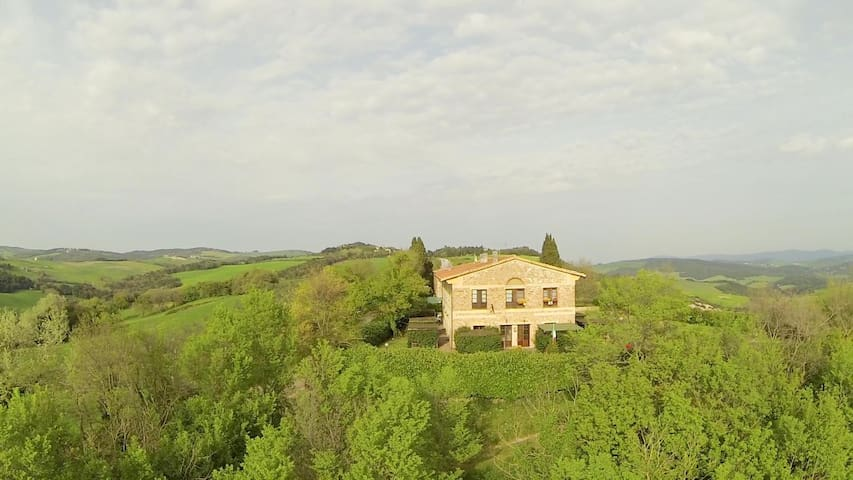 Appartamento in fienile  - Volterra - Apartment