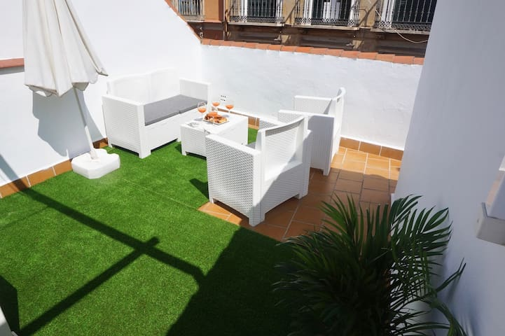 PICASSO NEW APARTMENT WITH TERRACE - Málaga - Apartment