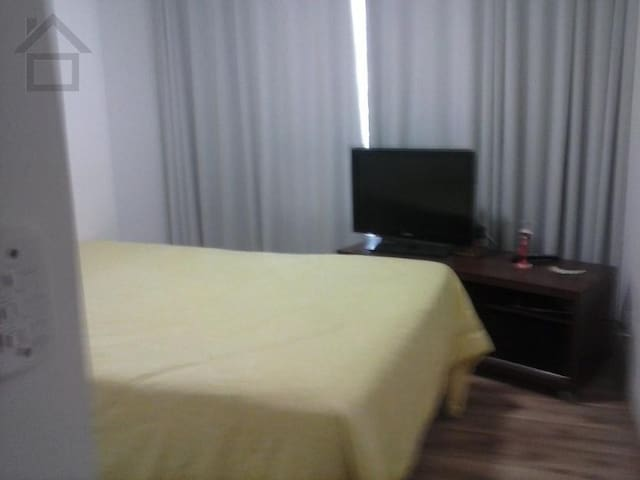 Quarto inteiro em Belo Horizonte