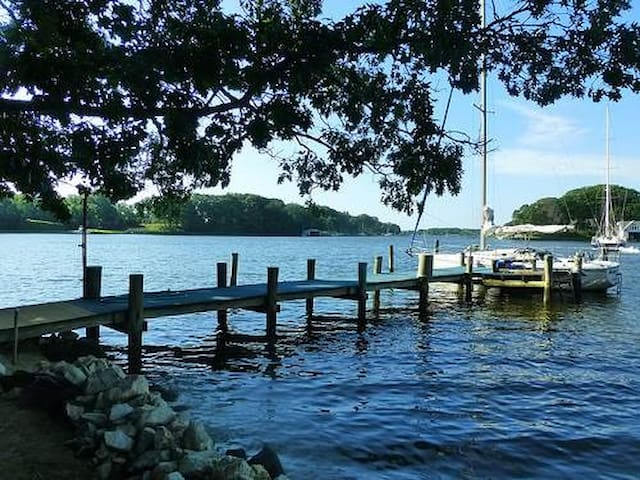 Large, private waterfront property - Annapolis - Dom