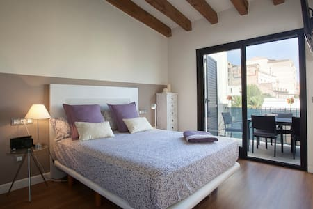 Lovely&Sunny apart  in the centre - Tarragona - Apartment