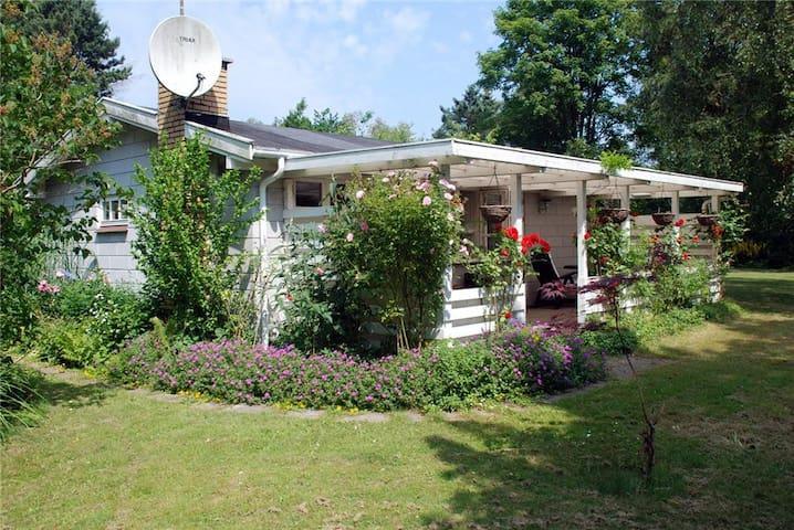 Cottage at Tisvilde near Copenhagen - Vejby - Houten huisje