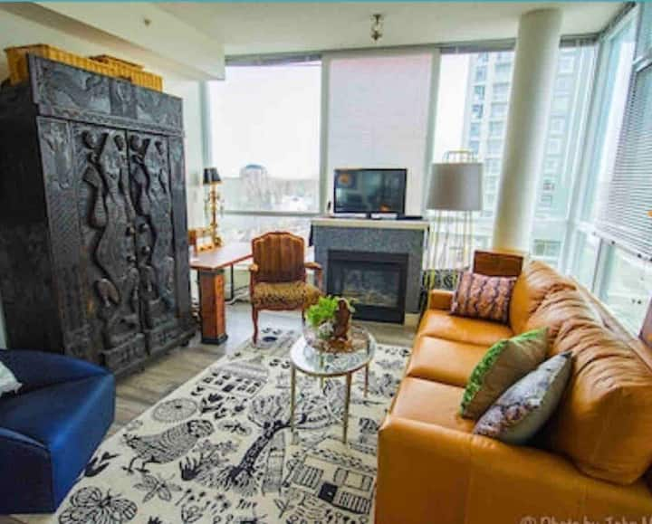 Executive furnished 1 month min close to downtown