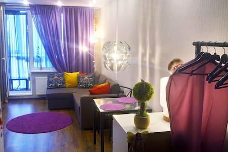 Квартира - студия (апартаменты)