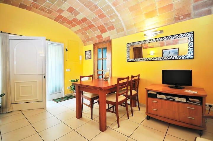 PALAMOS HOUSE(Near beach La Fosca) HUTG-019098