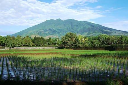 villa di Bogor selatan - South Bogor
