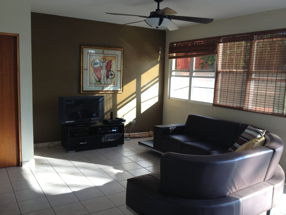 First Floor Living Room