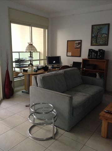 Cozy 3BD Apt in Lovely Hod HaSharon