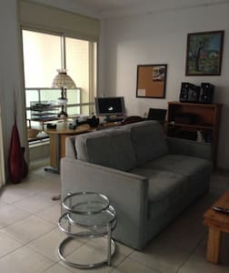 Cozy 3BD Apt in Lovely Hod HaSharon - Hod HaSharon - Apartment
