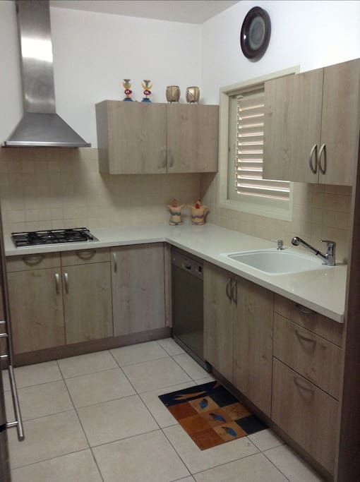 Fully equipped kitchen includes dishwasher, microwave and much, much more.