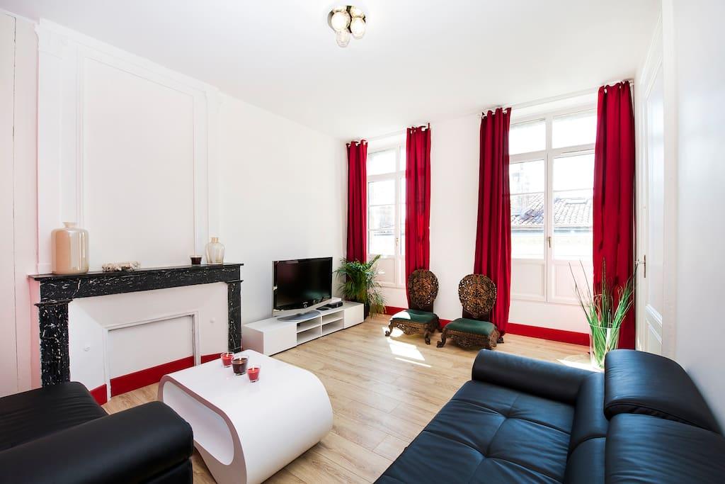T3 hypercentre apartment bordeaux appartements louer for T3 bordeaux