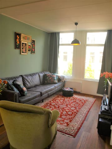 Vintage Apartment for couples - Near the Heart of Amsterdam