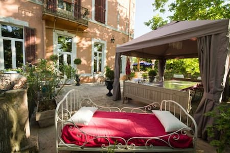 guest house in Provence - Seillons-Source-d'Argens