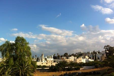 Chambre à Montfleury - Tunis