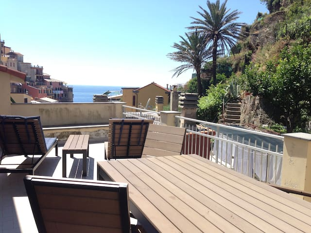 San Giorgio - room with terrace - Manarola - Ev