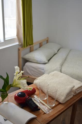Faulong Biscuit seaside hostel - Taiwan New Taipei City