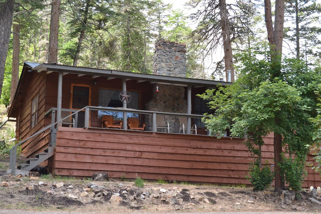 Circle Bar Cabin Cabins For Rent In Ruidoso New Mexico