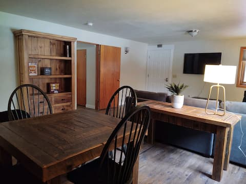 Completely remodeled apt,  4 blocks from downtown