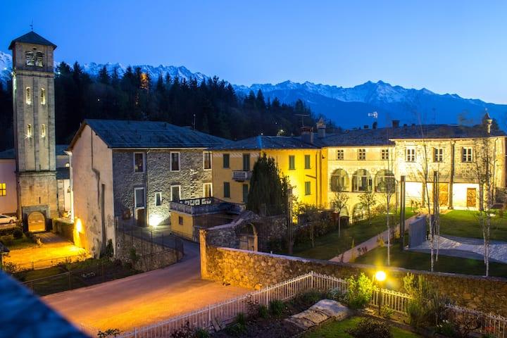 Quadrilocale Maurice des Alpes