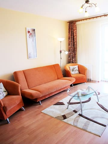 Bright & Comfortable Apartment - Rzeszów - Apartemen