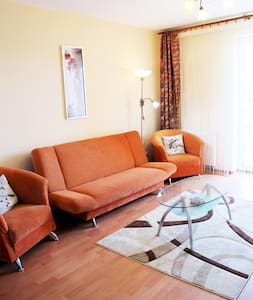 Bright & Comfortable Apartment - Rzeszów - Apartament