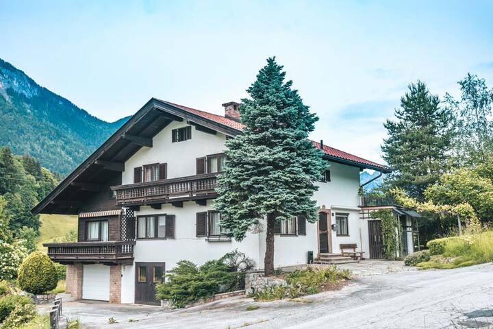 Ferienhaus Ossanna Smaragd