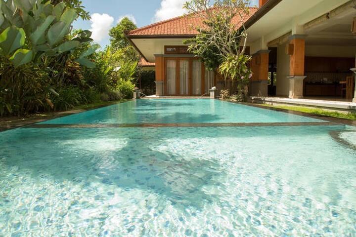 Ubud cantik house 6