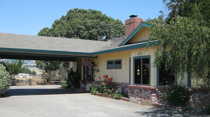 Quail Meadow Inn Bed & Breakfast - Petaluma