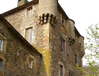 Welcome to Balaguier Castle cottage - Balaguier-sur-Rance - Haus