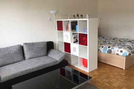 Nice studio in central Geneva - Genève - Flat