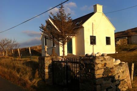 Old School House, Glencolmcille - Glencolumbkille