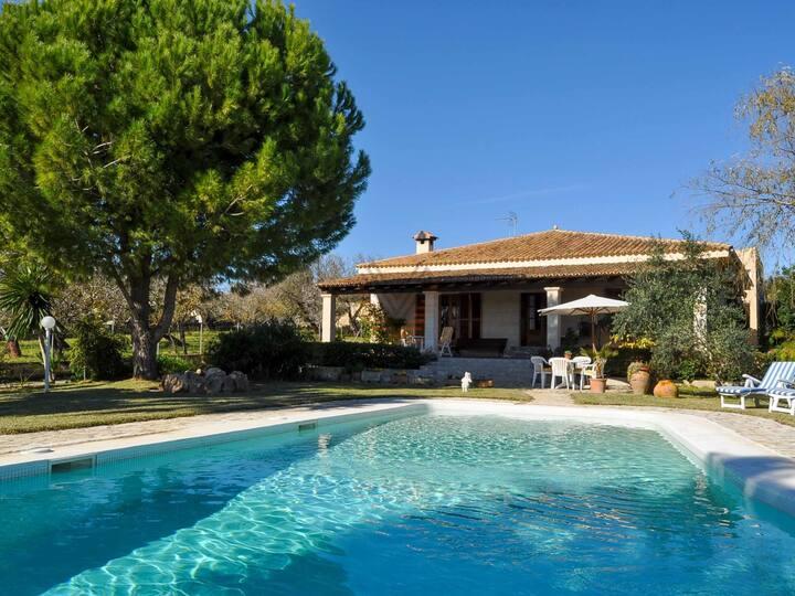 Ses Pareras, Countryhouse in Buger, Mallorca