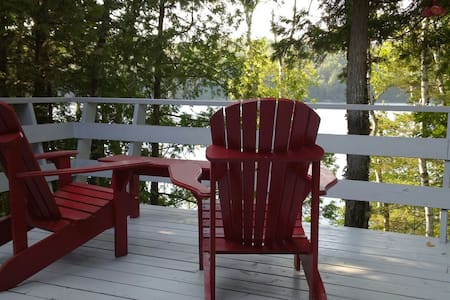 Bring Fido! Secluded 2BD Cottage - Palmer Rapids