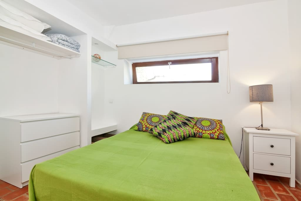 Lovely and comfortable suite with double bed