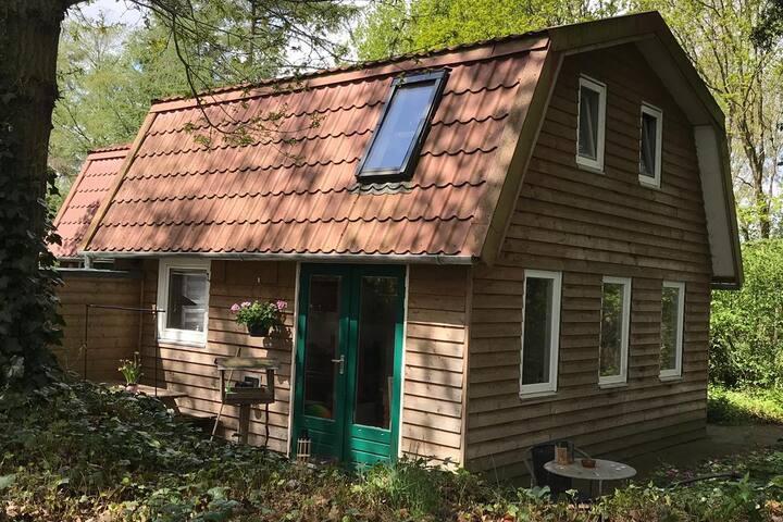 Schipborg, Gezellig huisje in Drents natuurgebied