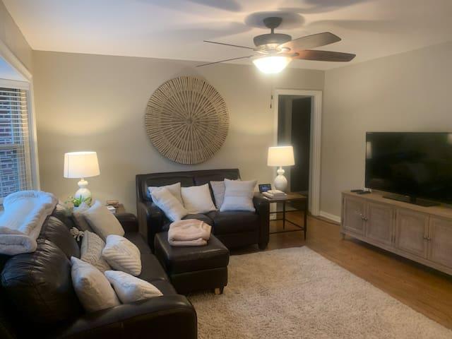 Cozy Private Room in the heart of Atlanta