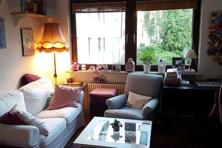 Kleines, gemütliches Appartment mit kl.Doppelbett