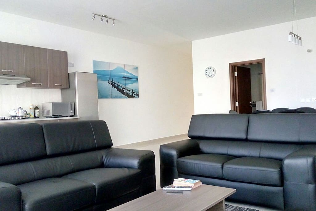 Great Peaceful Clean And Modern Flats For Rent In