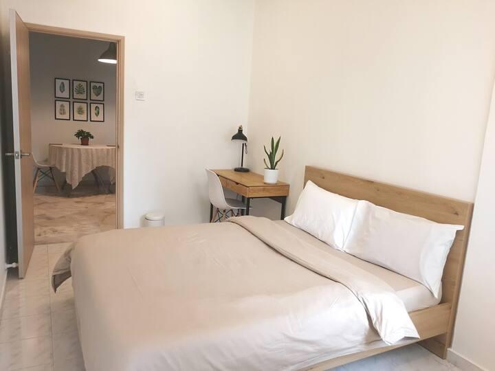 CozyRetreat 1 Room☆300m to SunwayVelocity#KLCC#MRT