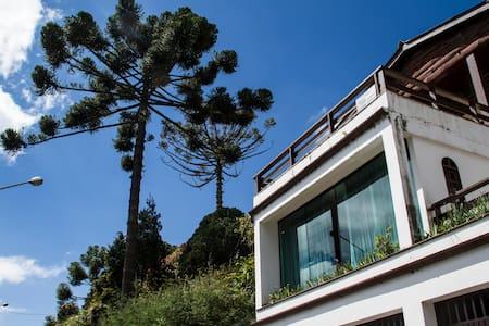 Linda Suíte em Vila Capivari. ótimo para casal - Campos do Jordão - Apartmen