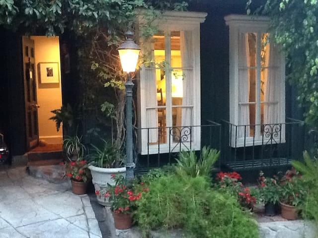 The Little European Cottage