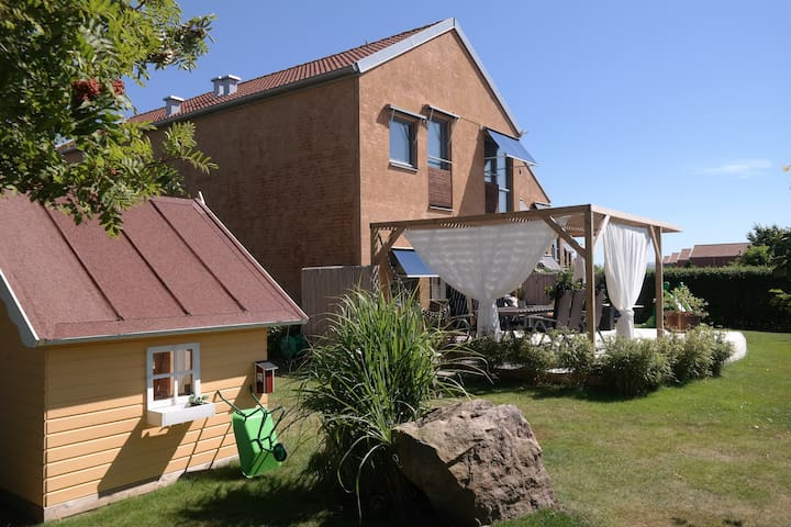 Family house close to the beach and Helsingborg - Helsingborg S - Ház