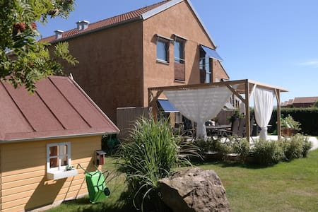 Family house close to the beach and Helsingborg - Helsingborg S - Haus
