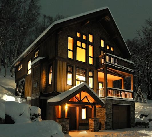 Secluded Luxury Ski Chalet - Kutchan, Abuta District