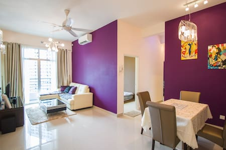 Resort Condo with High Speed WIFI Near Penang Hill - エア・イタム