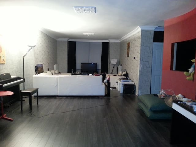 Private room in Istanbul - Estambul - Apartamento