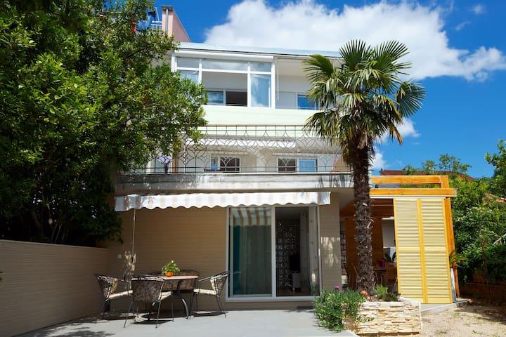Apartman Aloe Vera 2 Crikvenica - Crikvenica - Leilighet