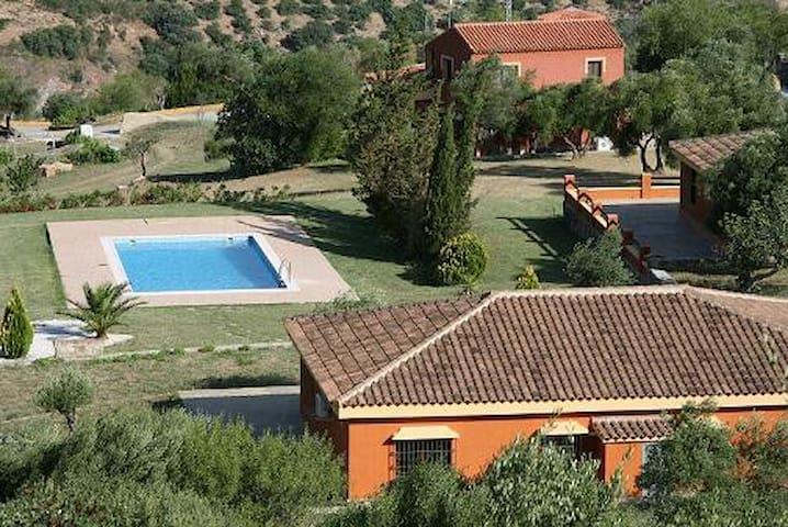 Casa Cedro Alto (Serrania de Ronda) - Benaoján - Departamento